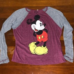 "Disney ""Mickey Mouse"" woman's tee"